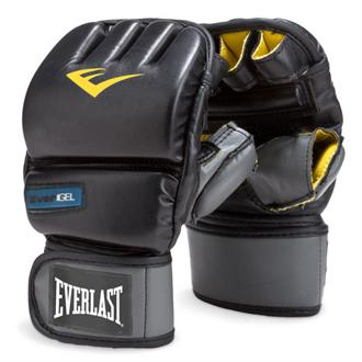 Everlast Gel Grapple and Bag Gloves